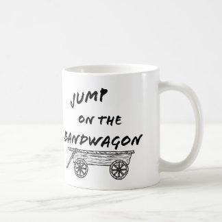 Mug Sautez dans le mouvement