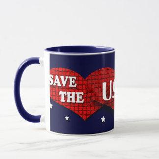 Mug Sauvez les Etats-Unis
