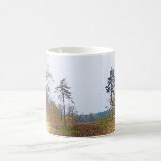 Mug Scène de région boisée