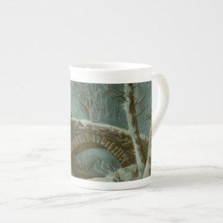 Mug Scène d'hiver