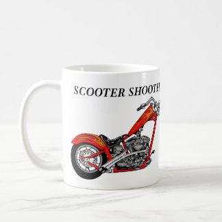 Mug Scooter de scooter