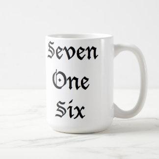 Mug Sept un six
