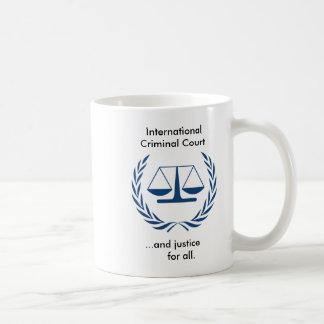 Mug Série de Cour pénale internationale