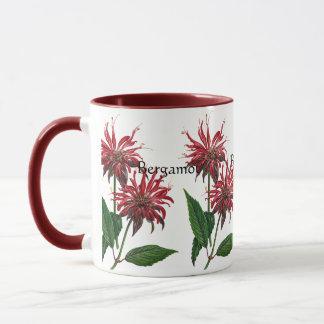 Mug Série de jardin de herbes aromatiques - bergamote