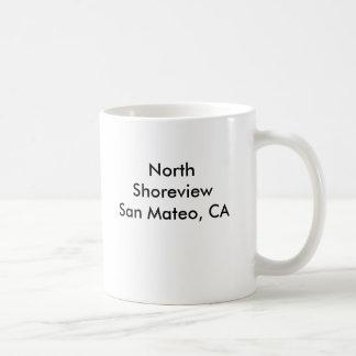 Mug Shoreview du nord San Mateo, CA