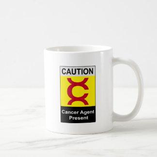 Mug Signe de sécurité vintage de Cancer