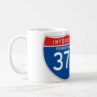 Mug Signe d'un état à un autre 376 - la Pennsylvanie