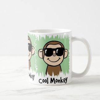 Mug Singe de cool de clipart (images graphiques) de