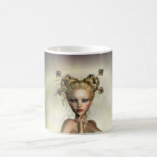 Mug Sirène mystique de lune