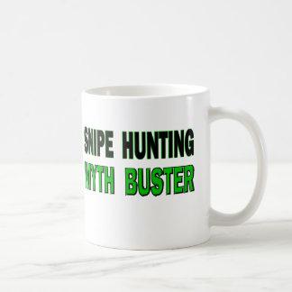 Mug Snipe chassant le type de mythe