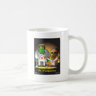 Mug Soin de Frankenstein Obama