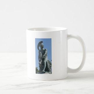 Mug Soldat du grec ancien en Grèce classique