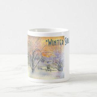 Mug Solitude d'hiver