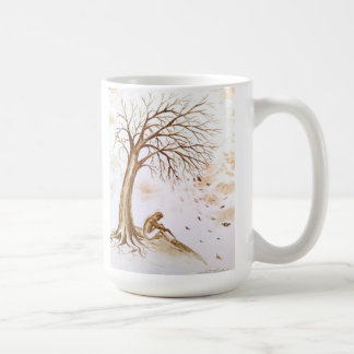 Mug solitude et despression