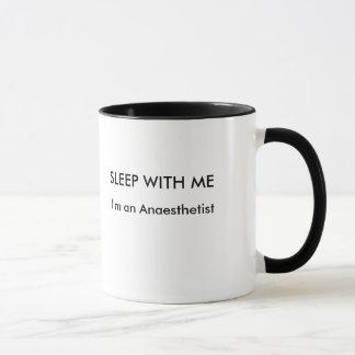 Mug SOMMEIL AVEC MOI je suis un anesthésiste