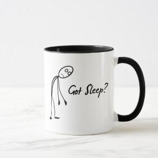 Mug Sommeil obtenu ?