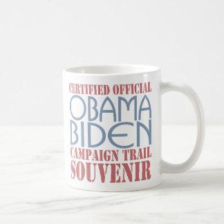 Mug Souvenir de Barack Obama Joe Biden