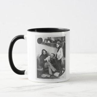 Mug Souvenirs de Sainte-Pelagieillustration