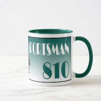 Mug Sportif de la corde 810
