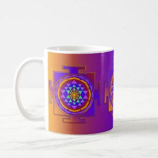 Mug SRI YANTRA complètement coloré + vos idées