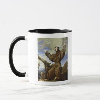 Mug St Francis d'Assisi 1642