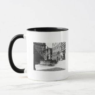 Mug St Georgs- Brunnen