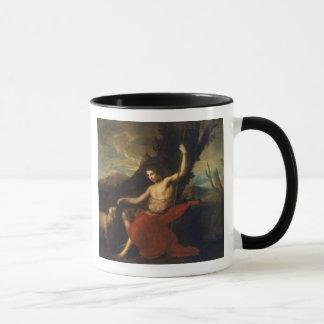 Mug St John le baptiste dans la région sauvage