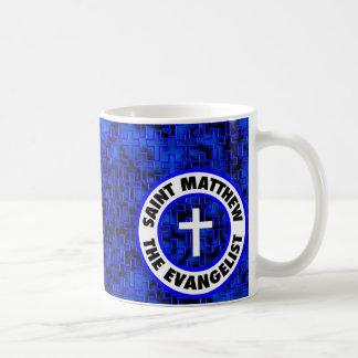 Mug St Matthew l'évangéliste
