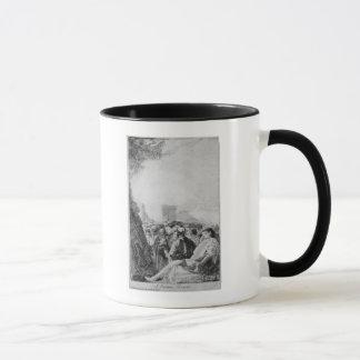 Mug St Vincent Ferrer, 1750-80