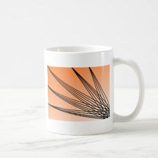 Mug Starburst orange