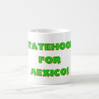 Mug Statehood pour le Mexique !