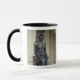 Mug Statue de la déesse lion-dirigée Sekhmet, du Th