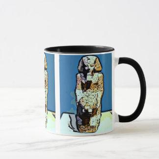 Mug Statue d'Egyptien de bande dessinée