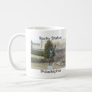 Mug Statue rocheuse Philadelphie