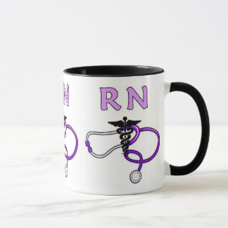 Mug Stéthoscope de RN
