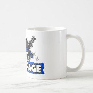 Mug StickPage Ninja