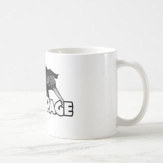 Mug StickPage - Ninja fou