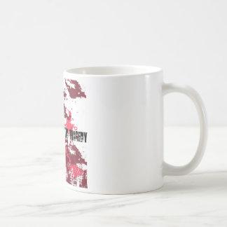 Mug structure-éclaboussure, une tragédie non désirée