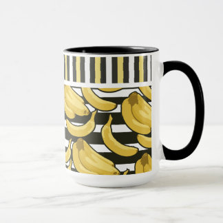 Mug style de banane