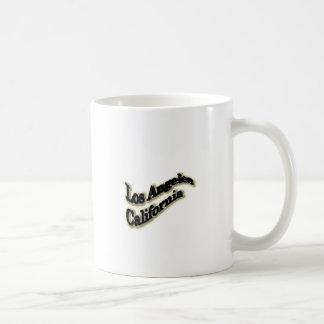 Mug Stylo de Los Angeles