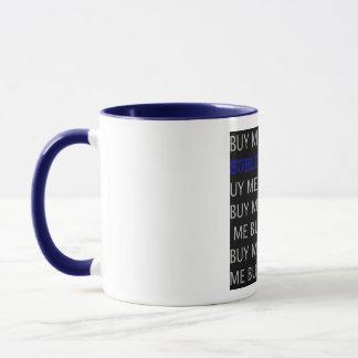 Mug substance maladroite de silence