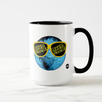Mug  Summer Weekend - Habillage promotionnel