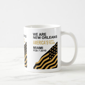 MUG SUPERBOWL 2010 DE NEW ORLEANS SAINTS