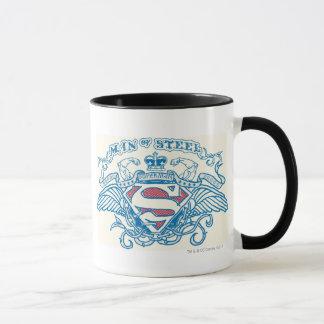 Mug Superman a stylisé des ailes de | et arme le logo