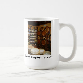 Mug Supermarché grec