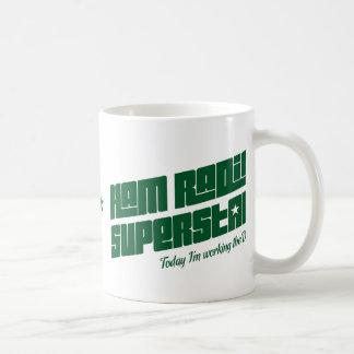 Mug Superstar de radio-amateur