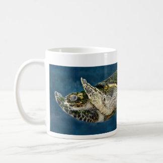 Mug Surprise de tortue de mer