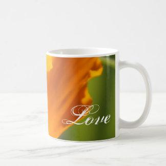 Mug Surprise orange