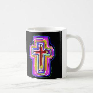 Mug Symbole chrétien contemporain