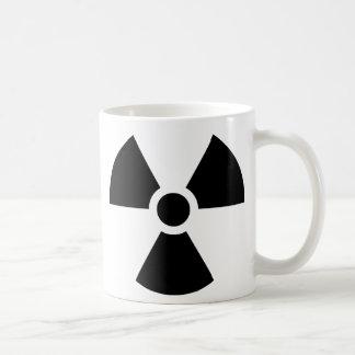 Mug Symbole de minette de rayonnement